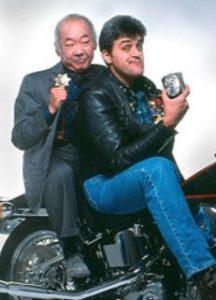 Collision Course Jay Leno Pat Morita cop comedy 1989