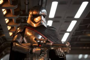 Force Awakens Captain Phasma Gwendoline Christie