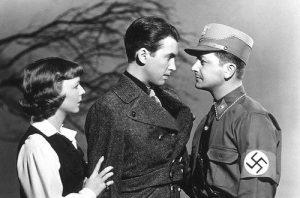 The Mortal Storm Jimmy Stewart Margaret Sullavan 1940