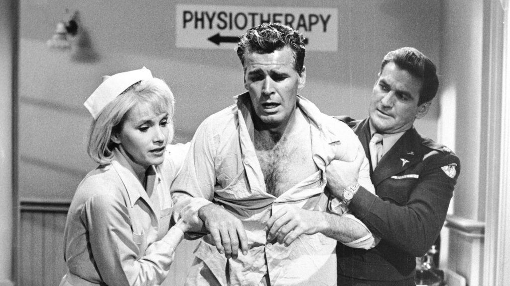 36 Hours 1965 war movie Eva Marie Saint James Garner Rod Taylor