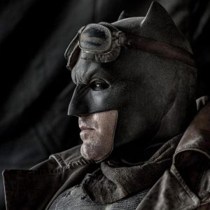 Batman v Superman Ben Affleck Batsuit costume