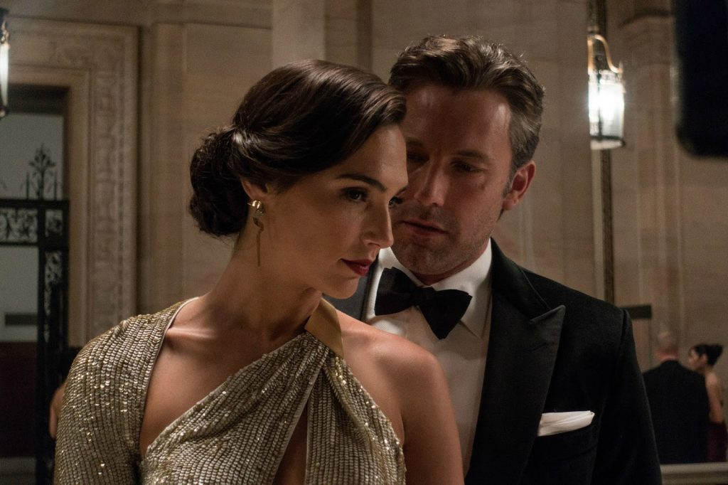 Batman v Superman Gal Gadot Ben Affleck Wonder Woman