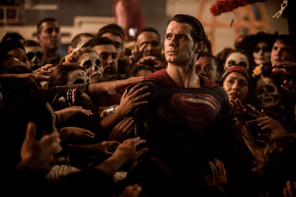 Henry Cavill Batman v Superman Dawn of Justice 2016