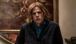 Jesse Eisenberg Lex Luthor Batman v Superman