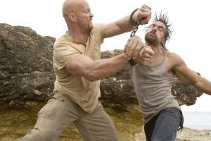 Steve Austin The Condemned 2007 action movie