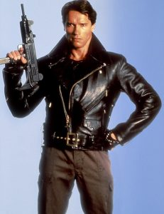 Terminator 1984 Arnold Schwarzenegger