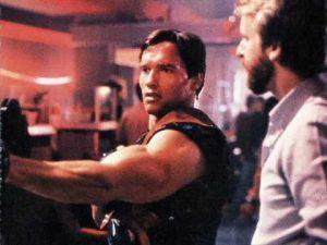 Terminator 1984 James Cameron Arnold Schwarzenegger