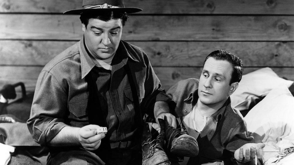 Buck Privates Bud Abbott Lou Costello 1941 comedy