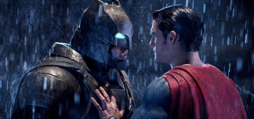 Batman v Superman superhero movie