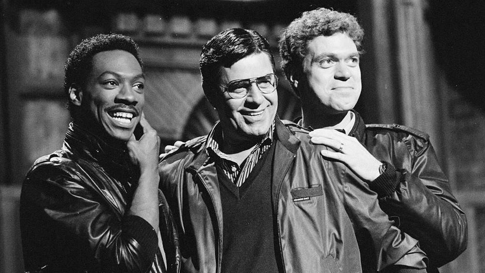 Eddie Murphy Jerry Lewis Joe Piscopo Saturday Night Live 1983