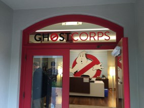 Ghostbusters office Ghost Corps Sony