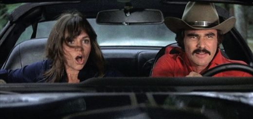 Smokey and the Bandit Burt Reynolds Sally Field