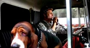 Smokey and the Bandit Jerry Reed Snowman Fred dog