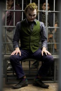 Heath Ledger Joker Dark Knight 2008