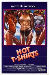 Hot T-Shirts 1980 movie poster