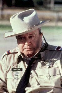 Jackie Gleason Smokey Bandit 3 1983 Sheriff Buford Justice