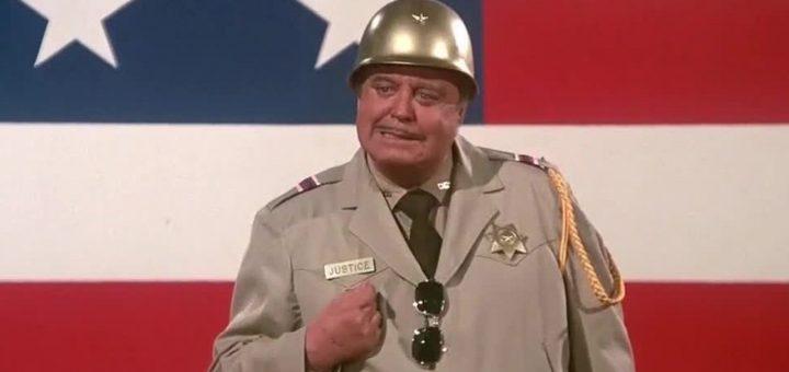 Jackie Gleason Smokey and the Bandit Part 3 1983
