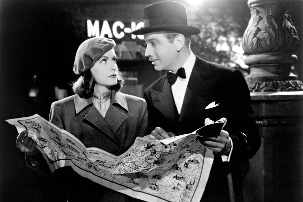 Ninotchka 1939 Greta Garbo Melvyn Douglas
