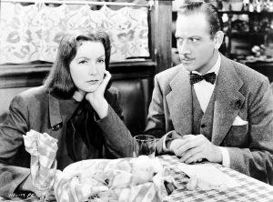 Ninotchka 1939 Greta Garbo Melvyn Douglas romance