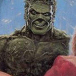 Return of Swamp Thing poster