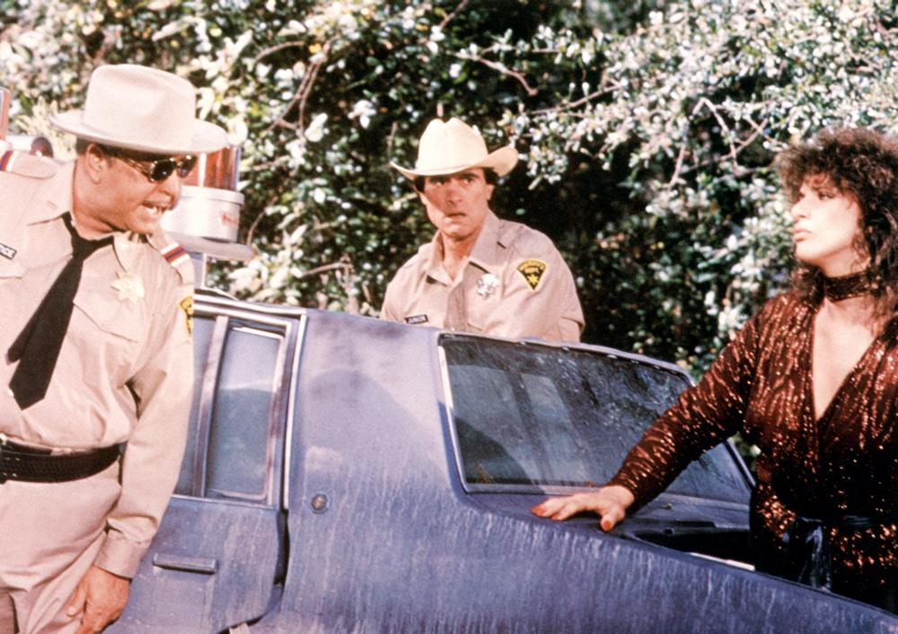 Smokey Bandit Part 3 Jackie Gleason Mike Henry 1983