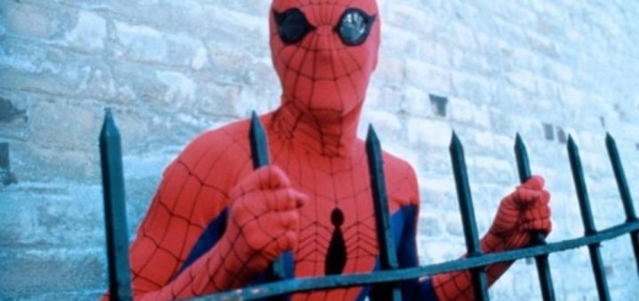 Amazing Spider-Man 1977 tv show