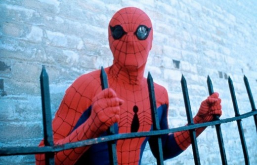 Superhero Films – The Amazing Spider-Man (1977)