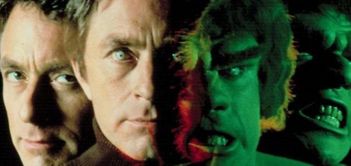 The Incredible Hulk Bill Bixby Lou Ferrigno