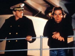 Gary Busey Tommy Lee Jones Under Siege 1992 action movie