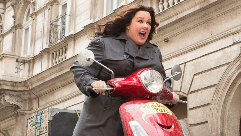 Melissa McCarthy Spy comedy movie 2015
