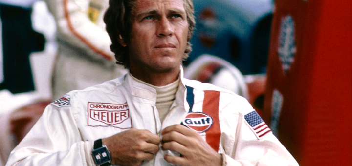 Steve McQueen Le Mans 1971 racing movie