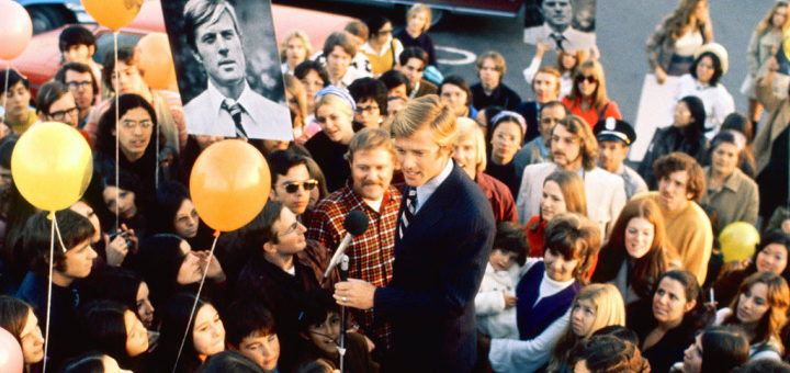 The Candidate 1972 Robert Redford political movie