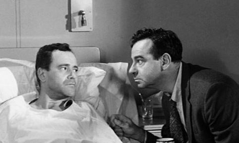 The Fortune Cookie 1966 Jack Lemmon Walter Matthau