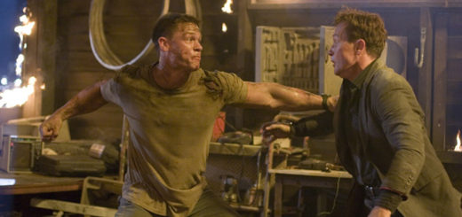 The Marine John Cena 2006 action movie