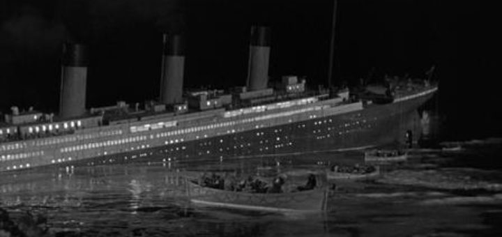 Titanic 1953 disaster movie drama