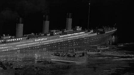 Titanic 1953 disaster movie drama