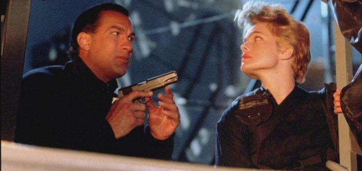 Under Siege 1992 Steven Seagal action movie