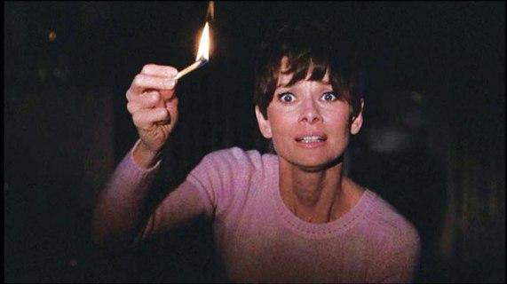 Wait Until Dark Audrey Hepburn