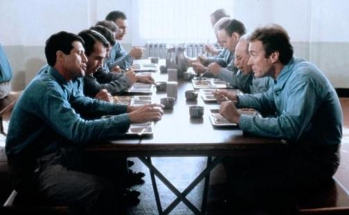 Escape From Alcatraz 1979 Clint Eastwood prison break movie