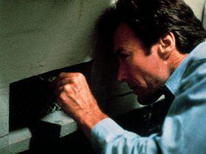 Escape From Alcatraz 1979 prison break movie Clint Eastwood