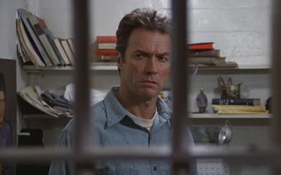 Clint Eastwood Escape From Alcatraz 1979 prison escape movie