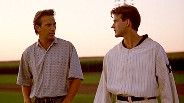 Field of Dreams Father Son