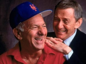Jack Klugman Tony Randall The Odd Couple Together Again reunion 1993