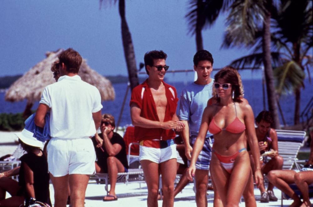 Private Resort 1985 comedy Johnny Depp