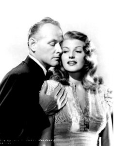Rita Hayworth George Macready Gilda 1946