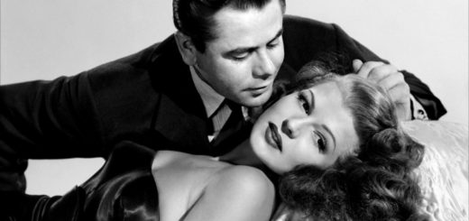 Rita Hayworth Glenn Ford Gilda 1946 film noir
