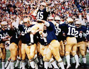 Rudy sports movie 1993