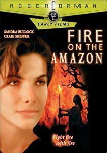 Sandra Bullock Fire on the Amazon 1993 nude scene