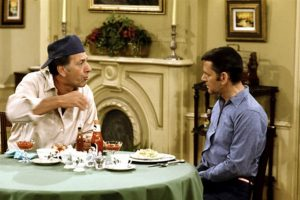 The Odd Couple Jack Klugman Tony Randall classic tv show