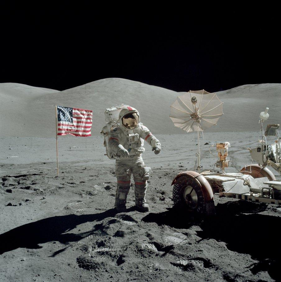 The Last Man on the Moon 2014 documentary Gene Cernan